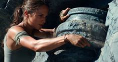 Lara Croft's Adventure Begins in Two New Tomb Raider TV Spots -- Alicia Vikander stars as Lara Croft, who admits she's not a superhero in two TV spots for Tomb Raider, in theaters March 16. -- http://movieweb.com/tomb-raider-remake-2018-tv-spots/
