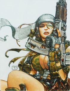 Ilustraciones de Juan Gimenez