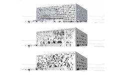 Exterior traforato. La facciata 'senza forma' di ANIMA - Alchimag