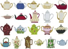 Resultado de imagen para tea pots