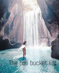 The Bali bucket list