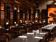 10 lighting ideas to have the perfect illumination in your restaurant Home Lighting, Modern Lighting, Lighting Ideas, Restaurant Lighting, Restaurant Ideas, Downtown Restaurants, Small Lamps, Color Pop, Interior Design