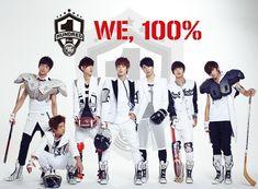 100% to debut in September & releases 'WE, 100%' MV teaser