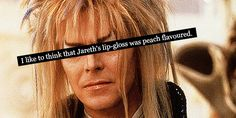 Hello, and welcome to Labyrinth Confessions! Here, you can anonymously submit your opinions on...