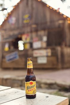 Nothing is finer than a Shiner. My old standby.