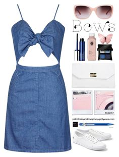 """""""Happy 10th Birthday Polyvore!! """" by palmtreesandpompoms ❤ liked on Polyvore featuring Tory Burch, Topshop, Lacoste, Clinique, Illamasqua and Boohoo"""