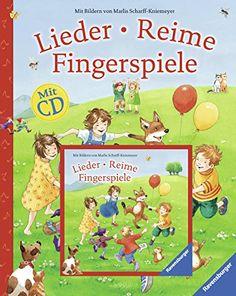 Lieder, Reime, Fingerspiele (mit CD) von Marlis Scharff-Kniemeyer http://www.amazon.de/dp/3473553549/ref=cm_sw_r_pi_dp_nabEvb1R9T0ZJ