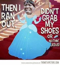 Then i ran out, i didn't grab no shoes or nothing jesus