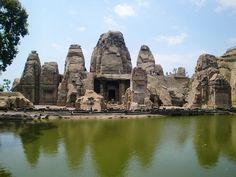 Temple, India, Rock, Hindu, Holy