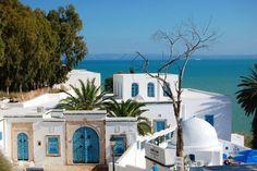 Sidi Bou Said, Tunisia - such a beautiful place