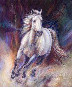 """Reserved For Cynthia-Original Horse Painting-Original Equine Painting-""""Run Like The Wind"""" : Original horse painting, horse decor, original art Run Like The Wind Original Pastel on sanded paper Size 24 X 20 Size outer edge of frame Horse Canvas Painting, Original Art, Original Paintings, Horse Drawings, Amazing Drawings, Equine Art, Horse Pictures, Horse Art, Beauty Art"""