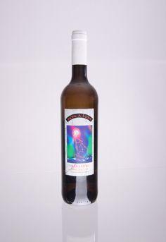 Botella de Albariño Pepa A Loba