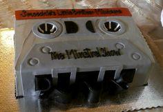 #Mixtape! #coolcakes #cassettes #ATX