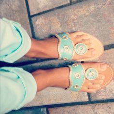 Tiffany Blue Jacks
