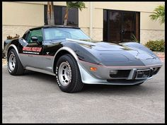 1978 Chevrolet Corvette Pace Car Edition...hello beautiful!