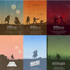 Alternative Star Wars Covers