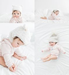 Elza Photographie - Toronto - Lifestyle baby photography - Pale and pastel - cozy session