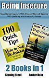 Free Kindle Book -   Being Insecure: Stop Being Insecure With Proven Ways of Dealing With Jealousy And Insecurity Issues (Relationship Skills For Creating Love That Lasts Book 4) Check more at http://www.free-kindle-books-4u.com/education-teachingfree-being-insecure-stop-being-insecure-with-proven-ways-of-dealing-with-jealousy-and-insecurity-issues-relationship-skills-for-creating-love-that-lasts-book-4/