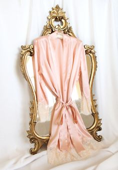 oh to find time to pamper oneself .. X ღɱɧღ || silk robe