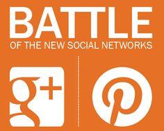 La batalla de las nuevas redes sociales