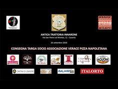 26/09 - Festa per la consegna della Targa di Socio dell'AVPN all'Antica Trattoria Innarone di Caserta