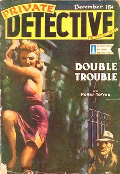 Private Detective, Dec. 1942 - H.J. Ward