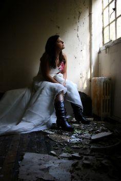 #trashthedress #divorce photoshoot idea