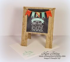 Stampin Artfully: Here's Your {Birthday} Sign & Sale-A-Bration is almost over!