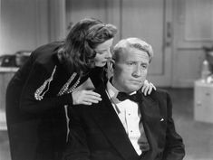 Spencer Tracy | Spencer Tracy and Katharine Hepburn starred in nine films together ...