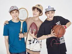 [PIC] 23.06.16 Fotos publicadas no website da Top Star News do EXO para a Hat's On.