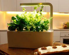 The Click & Grow Smart Garden. Grow fresh food at home. - Click & Grow