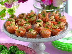 Something Sweet, Ost, Bruschetta, Tapas, Foodies, Shrimp, Muffin, Food And Drink, Appetizers