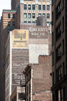 Manhattan Brick Walls 2