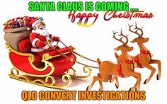 Santa and Reindeer GIF images Happy Christmas Day Images, Merry Christmas Quotes, Merry Christmas Santa, Merry Christmas Greetings, Christmas Love, Christmas Pictures, Merry Xmas, Christmas Gifts, Beautiful Christmas