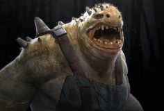 Troll by luis carrasco | Creatures | 3D | CGSociety
