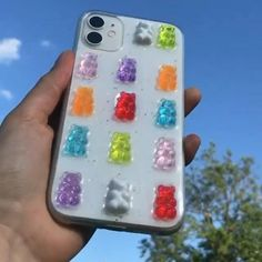 Cute Cases, Cute Phone Cases, Iphone Phone Cases, Phone Covers, Kawaii Phone Case, Diy Phone Case, Pretty Iphone Cases, Aesthetic Phone Case, Electronic Gifts