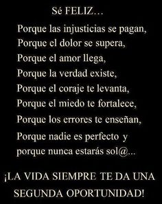 frases q me gustaron The Words, More Than Words, Great Quotes, Quotes To Live By, Me Quotes, Inspirational Quotes, Famous Quotes, Quotes En Espanol, Spanish Quotes