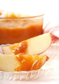 caramel-de-pommes