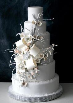 Wedding cake hiver 5