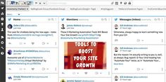 8 tools to combine several social media feeds into one—Details> http://itz-my.com