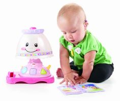 Fisher-Price Laugh & Learn My Pretty Learning Lamp Fisher... https://www.amazon.com/dp/B00F462X8M/ref=cm_sw_r_pi_dp_zT6xxb1GE17P6