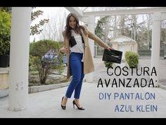 Jeans o vaqueros ▶ Costura avanzada: Como hacer unos pantalones completos - YouTube