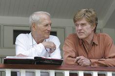 Paul Newman e Robert Redford alla Westport Country Playhouse Westport, Connecticut, Sundance Channel