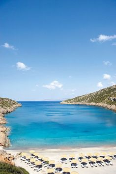 We're dreaming of the perfect family holiday at Daios Cove, Crete, #Greece