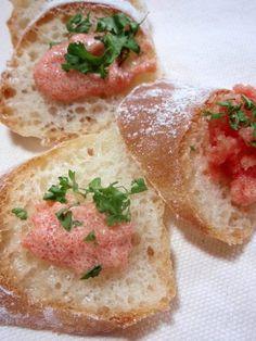 フランスパンのうまい食べ方:お料理速報