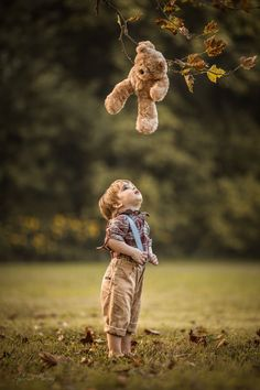 Photograph Drop, Bear by Adrian Murray on Drop Bear, Little People, Little Boys, Cute Kids, Cute Babies, Kind Photo, Cute Bear, Foto Baby, Beautiful Children