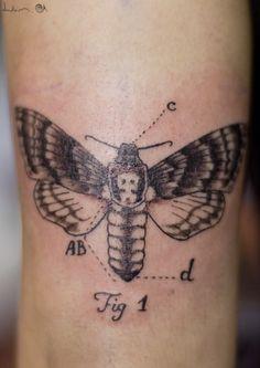 Tattoos ‹ Sang Noir
