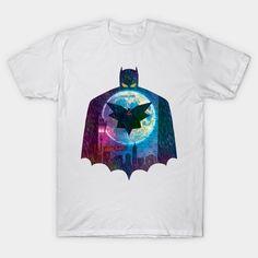 Batman t-shirt by Daniel Morris. Show everyone that you are a fan of Batman with this A Dark Night Of Laughter t-shirt. Batman T Shirt, Disney Designs, T Shirt World, Family Shirts, Sister Shirts, T Shirt And Shorts, Dark Night, Direct To Garment Printer, Birthday Shirts