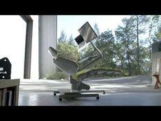 Una scrivania bizzarra https://youtube.com/watch?v=7D8ZRgTU3mU