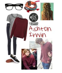Ashton Irwin Style Steal.....this is a must have!!!